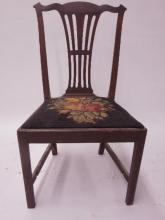 Philadelphia Chippendale Side Chair