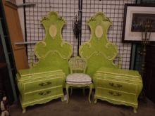 French Provincial Bedroom Suite