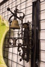 Spanish Colonial Style Garden Bell