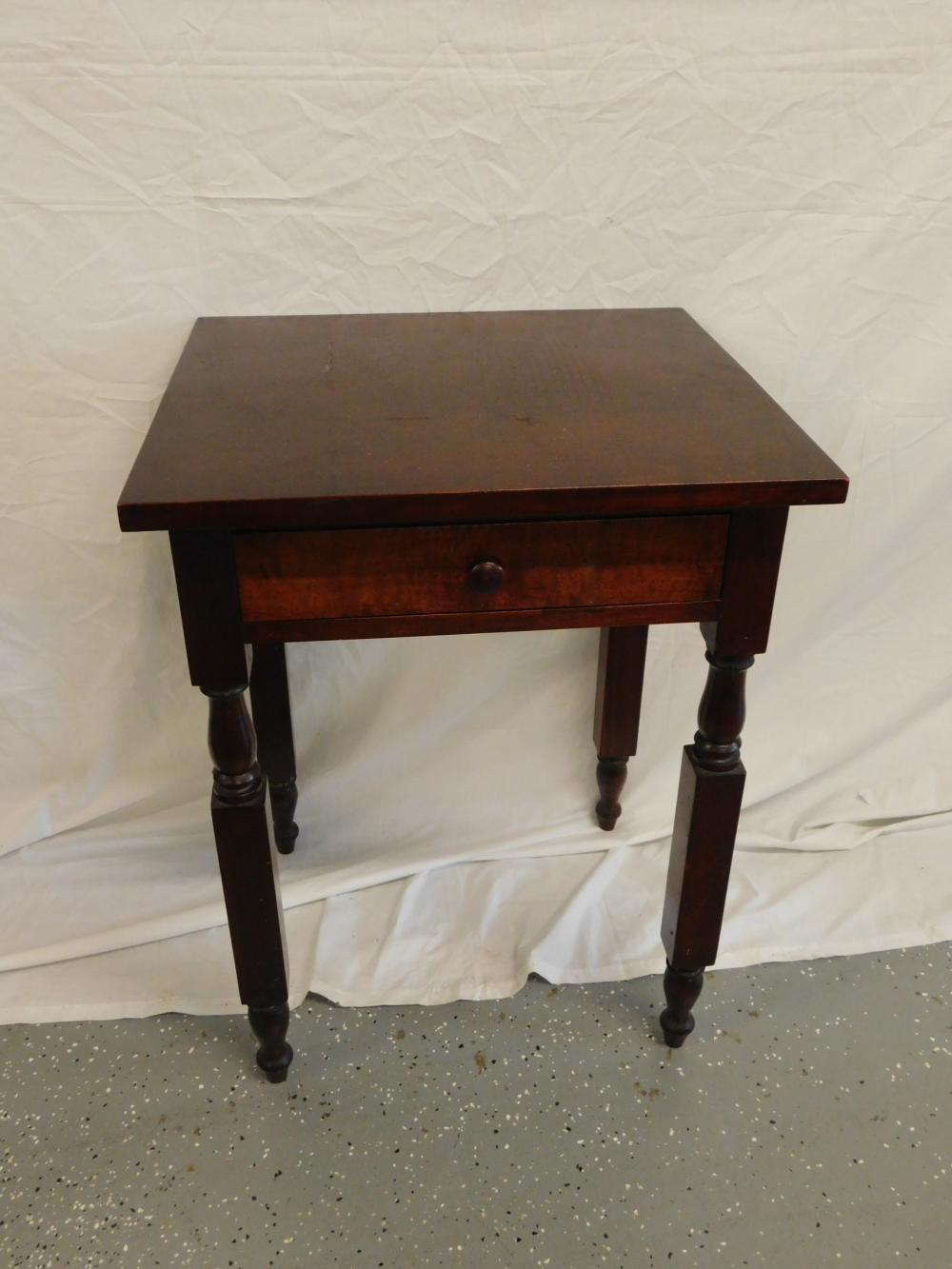 Transitional Night Stand