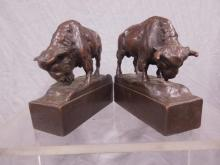 Pr Buffalo Bookends