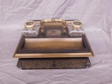 English Regency Ink Stand