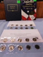 Lot of state quarters
