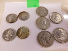 Commemorative & other silver coins