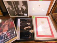 Presidential & Other Signed Pieces