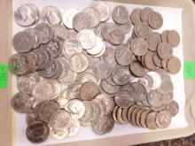Lot of US nickels