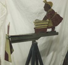 Whirligig on Stand