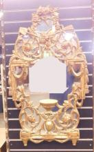 Neo Classical Gilt  Wall Mirror