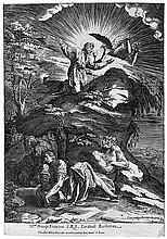 Alberti, Cherubino: Christus am Ölberg