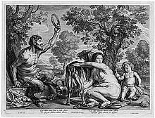 Bolswert, Schelte Adams: Jupiter als Knabe