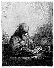 Bol, Ferdinand: Der Philosoph