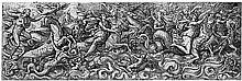 Angolo del Moro, Marco d': Der Triumph Neptuns.