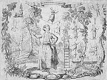 Bouttats, Pieter Balthasar: Akrobaten und Seiltänzer