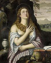 Tizian - nach: Die büßende Maria Magdalena