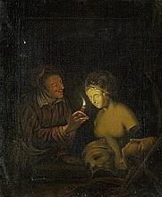 Schalcken, Godfried - nach: Pygmalion und Galatea