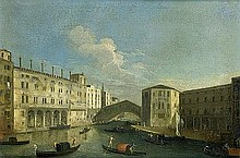 Bellotto, Bernardo - Nachfolge: Venezianische Ansicht