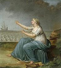 Deutsch: um 1800. Ariadne auf Naxos