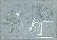 Loth, Johann Carl - Schule: Susanna und die beiden Alten