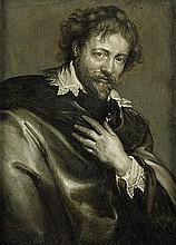 Niederländisch - nach: 17. Jh. Porträt von Peter Paul Rubens