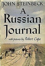 Capa, Robert: A Russian Journal