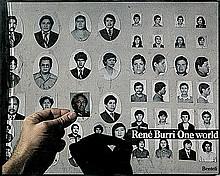 Burri, René: One World