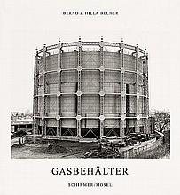 Becher, Bernd & Hilla: Gasbehälter