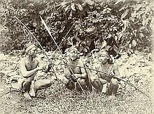 Dutch India: Inhabitants of Dutch India/ Indonesia