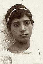 Galdi, Vincenzo: Portrait of a boy with headband