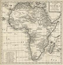 Salmon, Thomas: Hedendaagsche historie oftegenwoordige staat van Afrika