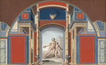 Campanella, Angelo: Trunkener Herkules