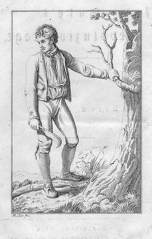 Hegner, Johann Ulrich: Saly's Revolutionstage
