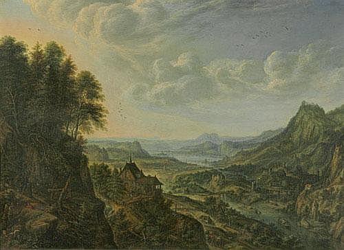 Schüz, Christian Georg - Umkreis Ideale