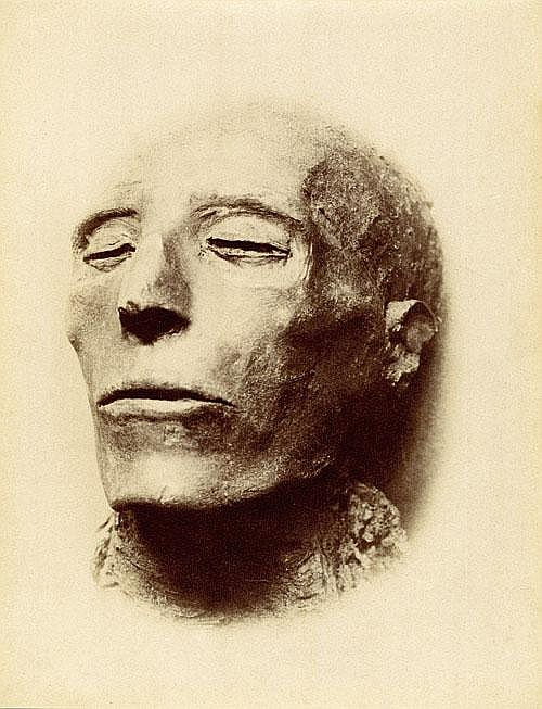 Brugsch, Émile: Mummies of Ramses II and Seti I