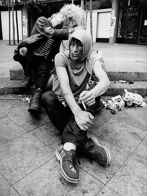 Krolow, Wolfgang: Punks