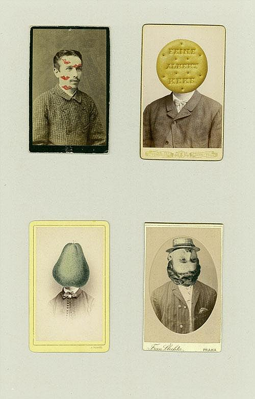 Stepán, Bohumil: Satirical photo collages