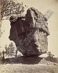 Jackson, William Henry: Garden of the Gods, Balance Rock