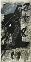Tapiés, Antoni Totem Totem Farbaquatintaradierung, Jacques Bonnot, Click for value