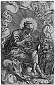 Aldegrever, Heinrich: Die vier Evangelisten