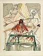 Dalí, Salvador Die Karten Die Karten sagen Carmens,  Carmen, Click for value