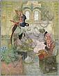 Andersen-Kalender 1911: Zwölf Märchen, nacherzählt von Hugo Salus