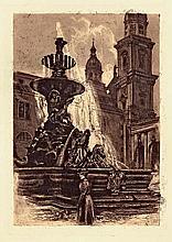 Graf, Oscar: Malerisches Salzburg. Salzburg, Hermann Kerber, 1899