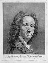 Cattini, Giovanni: Bildnis Giovanni Battista Piazzetta