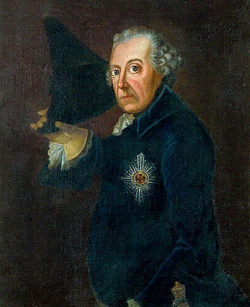 Franke, Johann Heinrich Christian - nach: Friedrich II, König von Preussen
