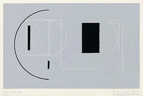 Mahlmann, Max Hermann: Geometrische Komposition