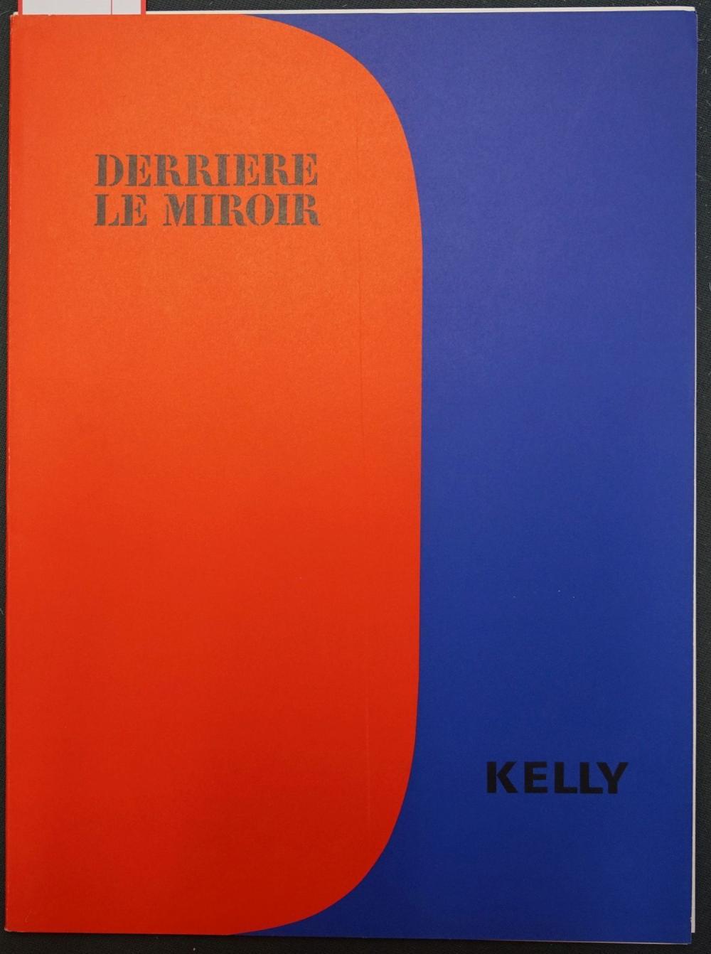 Derrière le Miroir und Kelly, Ellsworth - Illustr.: Derrière le Miroir