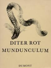 Roth, Dieter: Mundunculum