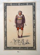 Hoffmann, E. T. A.: Sammlung grotesker Gestalten