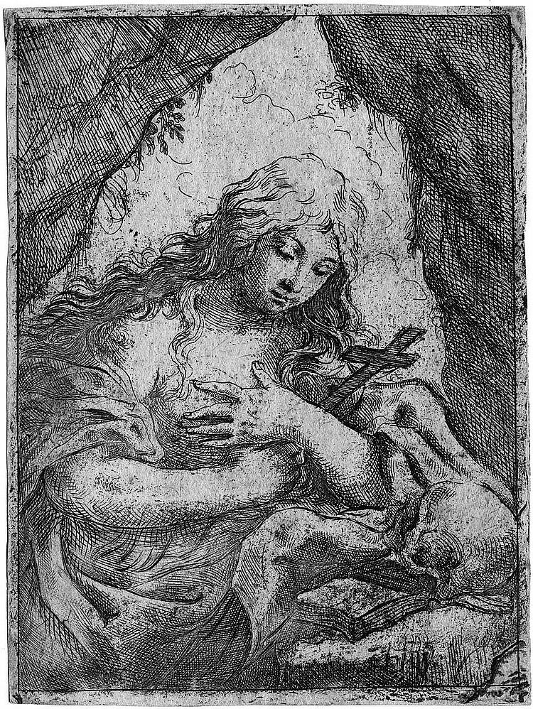 Loli, Lorenzo: Hl. Maria Magdalena