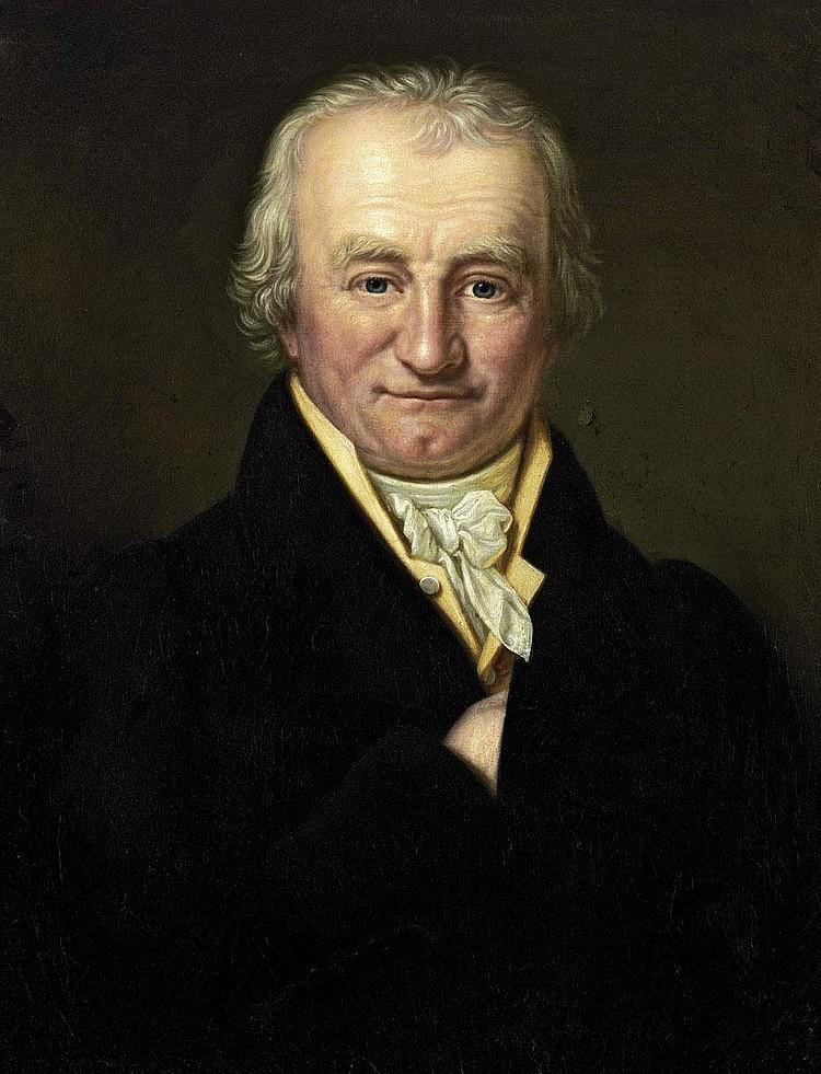 Schöner, Georg Friedrich Adolph: Bildnis des Oberamtmannes Daniel Steinkopff