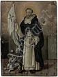 Deutsch, um 1600: Der hl. Dominikus